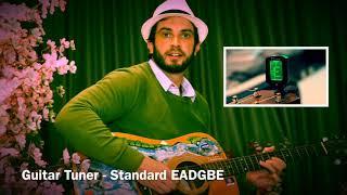 guitar tuner - standard eadgbe
