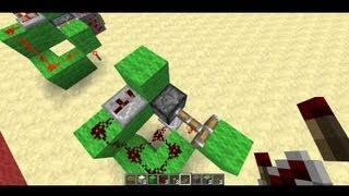 Redstone Lessons with a Mojangster (Part 3 of 4)