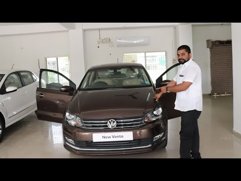2019 Volkswagen VENTO review and onroad price