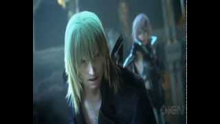 The Kinslayer ~ Nightwish with Final Fantasy trailers