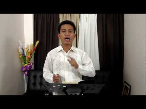 Likas Ng Tao - Gener Mercene v2 - Tagalog Adventist Doctrines Sermon