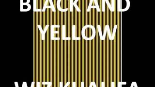 Black and Yellow (w/ download link)