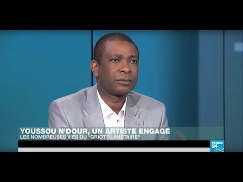 """Youssou N'Dour : """"Si demain, le Sénégal a besoin de moi, je suis disponible"""""""