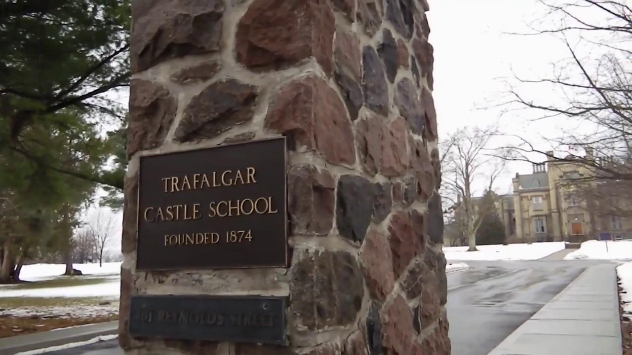 Trafalgar Castle Girls School