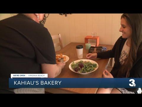 Virginia Beach vegan bakery celebrates anniversary