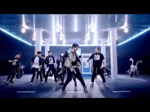 EunHae Motorcycle dance version