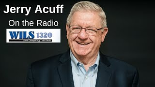 Jerry Acuff LIVE on the Radio from Michigan discussing Paternity Leave