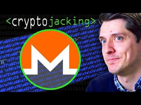 Crypto-jacking - Computerphile
