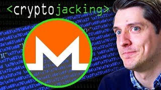 Crypto-jacking - Computerphile