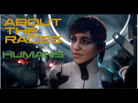 About The Races: Humans
