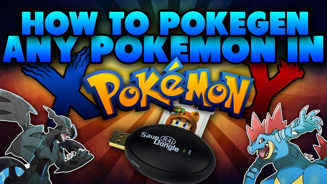 fd30d153 How to PokeGen in Pokémon X and Y w/PokeBank & White/Black/Black2/White2  (Tutorial)