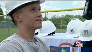 Children's Hospital makes Miracle League Northshore athletic field possible
