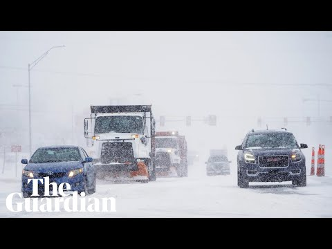 Power outages as deadly winter storm brings snow and ice across southern US