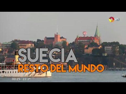 Resto del Mundo - SUECIA (Capitulo completo) 16/03/2015