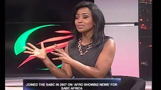 Gambar cover Thomas Mlambo interviews presenter Lorna Maseko