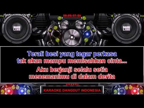 Nur Halimah - CINTA DIBALIK TERALI /HD Karaoke Bass Boosted