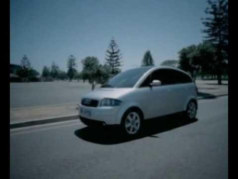 Audi A2 promo (