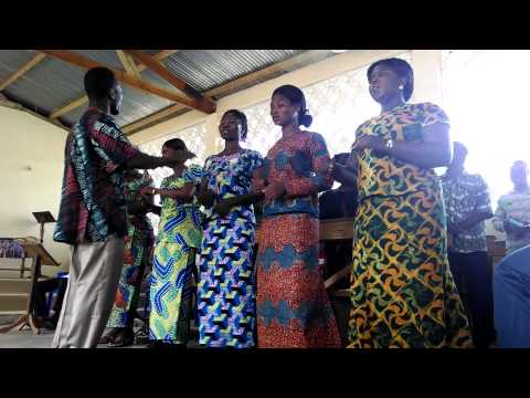 Togo Choir - Adeta, Togo, West Africa