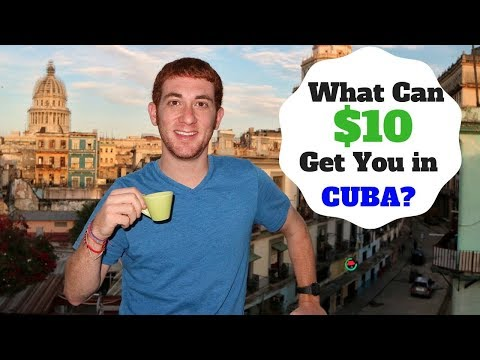 What Can $10 Get You in CUBA? thumbnail