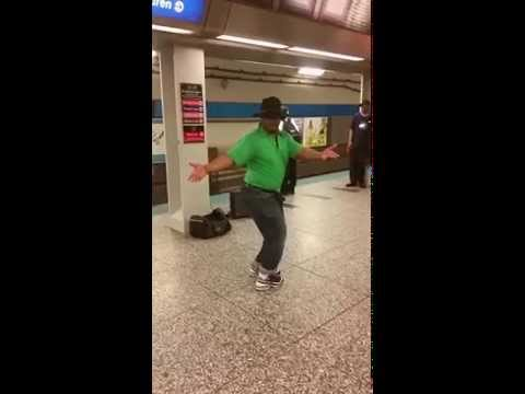 Dancing at the Jackson Blue Line