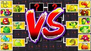 - Plants vs. Zombies 2 Mod Tournament Teams Plants Max Levels Pvz 2 Plantas contra Zombies 2
