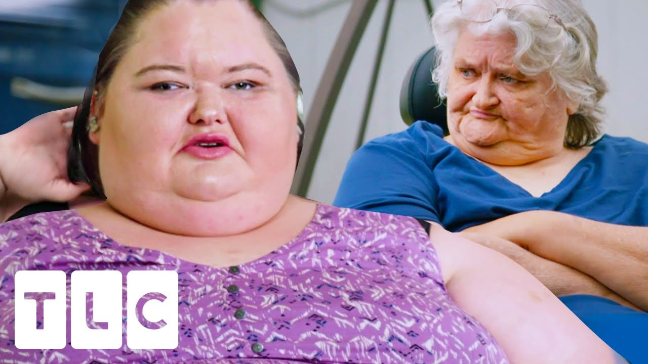 Slaton Mum Refuses To Join Amy For Wedding Dress Shopping   1000-lb Sisters