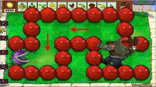Plants vs. Zombies 2 Gameplay