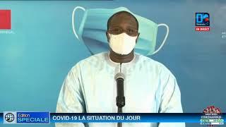 Dr Amadou Sall : «Le nombre de tests a été multiplié par 20. Nous avons passé de 500 à 2000 tests