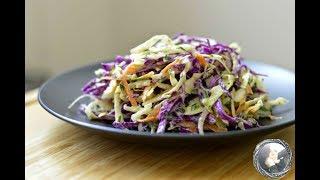 Салат Коул Слоу классический рецепт диетического блюда