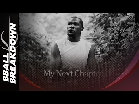 How Kevin Durant Will Fit With The Warriors