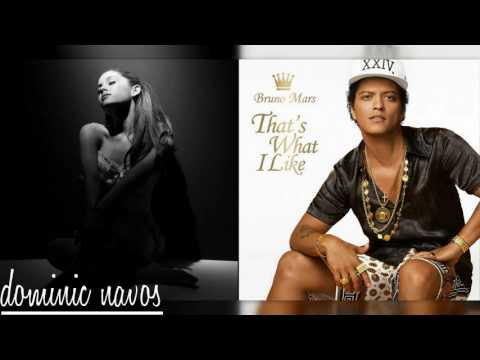 Honeymoon Avenue x That's What I Like - Ariana Grande x Bruno Mars (Mashup)