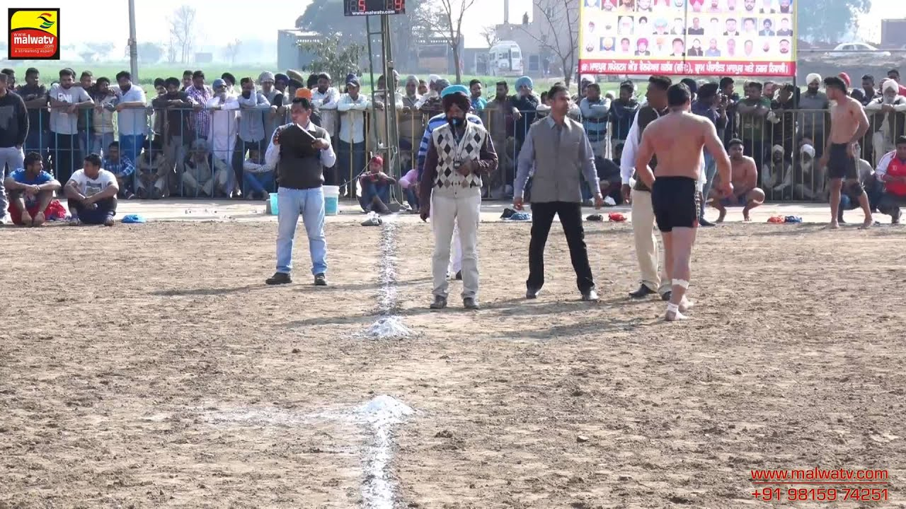 MADPUR (Ludhiana) KABADDI CUP - 2015 || QUARTER FINALS || Full HD || Part 1st.