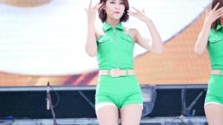 Repeat youtube video [Fancam/직캠]140806 컬투쇼 블루원 AOA - 흔들려