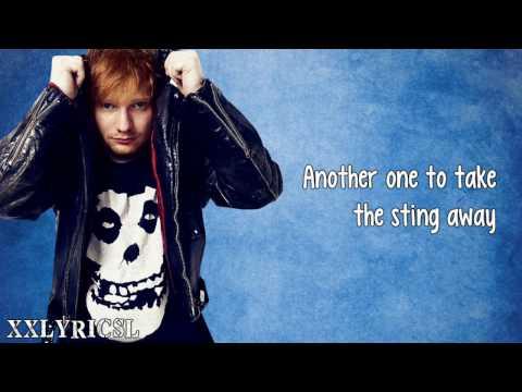 Ed Sheeran - Eraser (Lyrics)
