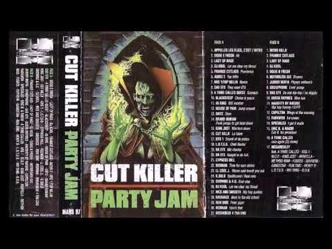 Cut Killer Party Jam 1997 Cassette Tape