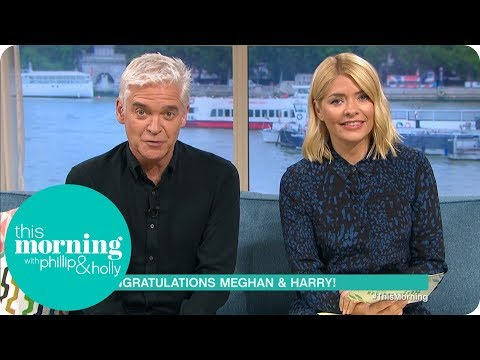 Meghan and Harry: Duchess of Sussex Expecting a Baby! | This Morning