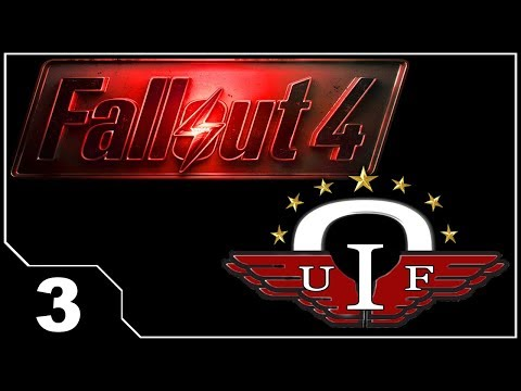 Fallout UIF - EP3 - Finding Alpha Squad