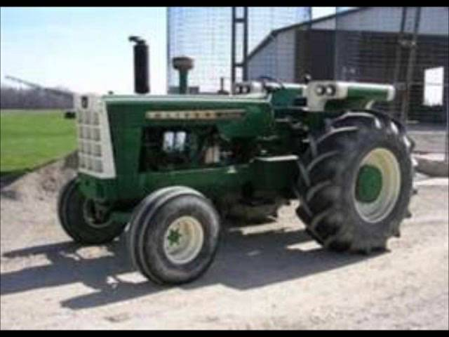 Oliver 1255 Farm Tractor   Oliver Farm Tractors: Oliver Farm ... on