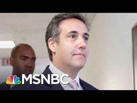 Donald Trump Lawyer Says He Paid Stormy Daniels From Own Money: NYT | Rachel Maddow | MSNBC