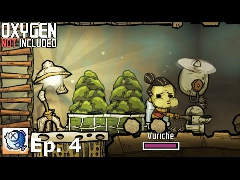 Oxygen Not Included (alpha) - Let's Play - Ep. 4 - A miserable job..