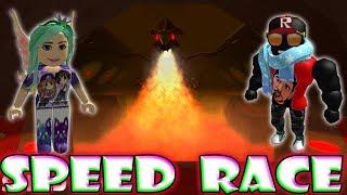 ROBLOX: Speed Race Los novivios