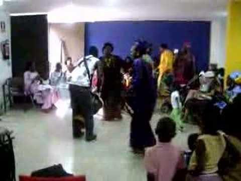 bautizo mali centro africano