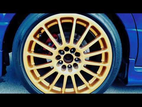 Subaru Legacy Be5 RSK MT 20g Turbo