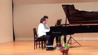2015 ピアノ発表会 ママ&中村さん ベストフレンド thumbnail