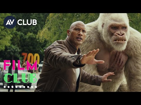 Rampage   Discussion & Review   Film Club