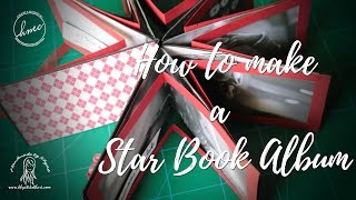 Video How to make a Valentine Day Star Book Album [DIY gift for boyfriend], Video Tutorial by Khyati download MP3, 3GP, MP4, WEBM, AVI, FLV Maret 2018