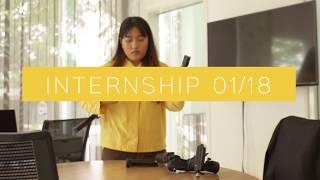 Toneyes Intern Life 2018 | ชีวิตนักศึกษาฝึกงานที่ต้นอายส์ Episode 1