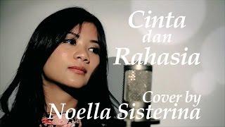 Yura Glenn Fredly Cinta Rahasia Cover by Noella Sisterina
