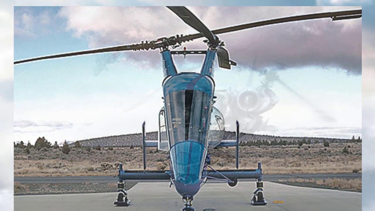 Nga hoàn thành thiết kế máy bay cánh quạt nâng đan xen synchrocopter
