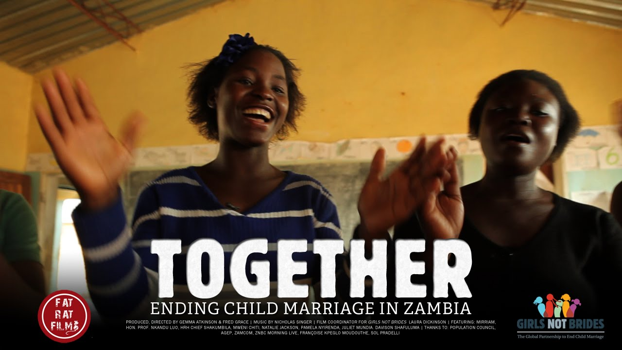 Together: Ending child marriage in Zambia
